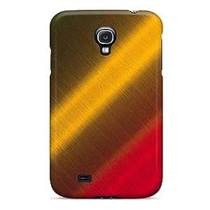 New Tpu Hard Case Premium Galaxy S4 Skin Case Cover(colors)