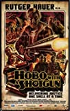 """Hobo with a Shotgun (2011) Movie Poster 24""""x36"""""""