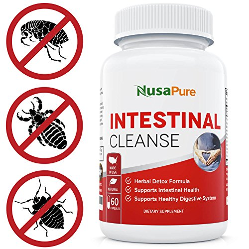 Intestinal Cleanse Potency Wormwood Capsules product image