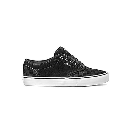 ce868e6e8 Vans Atwood Suede, Zapatillas para Hombre: Amazon.es: Zapatos y complementos