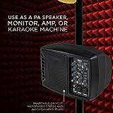 LyxPro SPA-5.5 Small PA Speaker Monitor Class-D