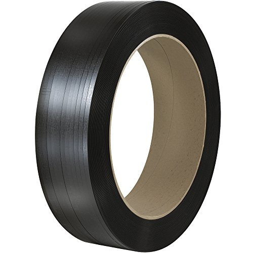 Aviditi-PS1231-Core-Hand-Grade-Polypropylene-Strapping-Embossed-1-Coil-12-x-7200-16-x-6
