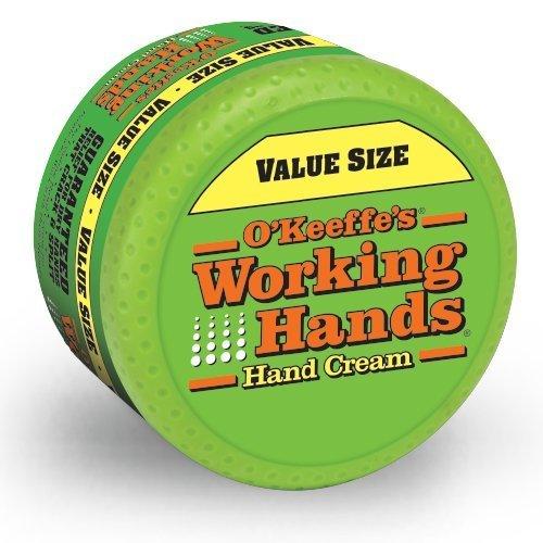 O'Keeffe's K0680001 24 Pack 6.8 oz. Working Hands Cream, Value Size Jar