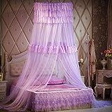 Luxury Dome Floor Type Mosquito Net/Princess Hanging Dome,Ceiling Ceiling Mosquito Nets/Wedding Mosquito Net-F G