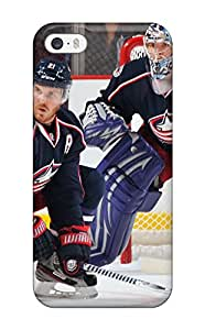 Dustin Mammenga's Shop columbus blue jackets hockey nhl (22) NHL Sports & Colleges fashionable iPhone 5/5s cases RIPCCF57VB606WZG