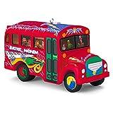 Hallmark 2016 Christmas Ornament The Muppets The Electric Mayhem Bus Musical ...