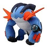 Pokemon Mega sinker soft figure mega Swampert