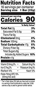 Kelloggs Rice Krispies Treats Crispy Marshmallow Squares Original Value Pack 078 Oz Bars16 Count from Kellogg Company