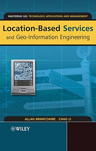 Location Based Services And Geo Information Engineering