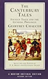 Image of The Canterbury Tales: Fifteen Tales and the General Prologue (Norton Critical Editions)
