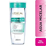 Agua Micelar piel mixta L'Oréal Paris, 200 ml