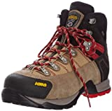 Asolo Men's Fugitive GTX Hiking Boots, Wool/Black, 10 D(M) US