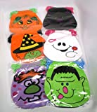 Drawstring Halloween Goody Bags : package of 72