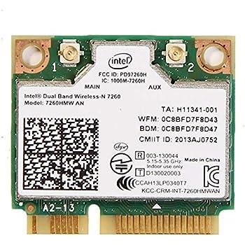Amazon com: AR9280 AR5BHB92 Half Mini PCI-E Card Dual-band