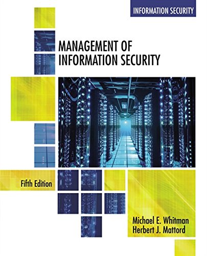 10 best management of information security