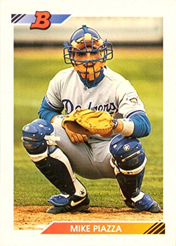 1992 Bowman Baseball #461 Mike Piazza Rookie ()