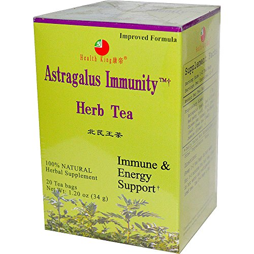 Health King Astagalus Immunity, Pack of 12 by Health King