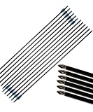 800 spine carbon arrows - I-sport 32-inch Mixed Carbon Shaft 6mm Arrows 800 Spine W Screw-in Arrow Tips 12pcs