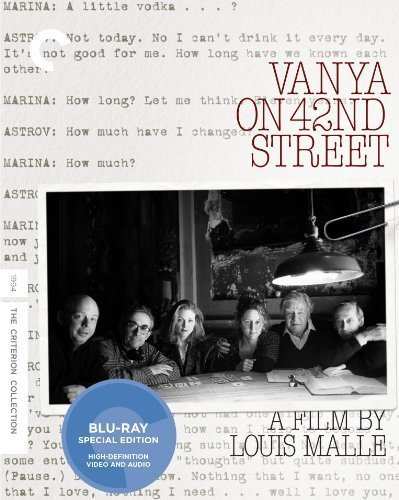 Vanya on 42nd Street (Criterion Collection) [Blu-ray] by Criterion Collection by Louis Malle
