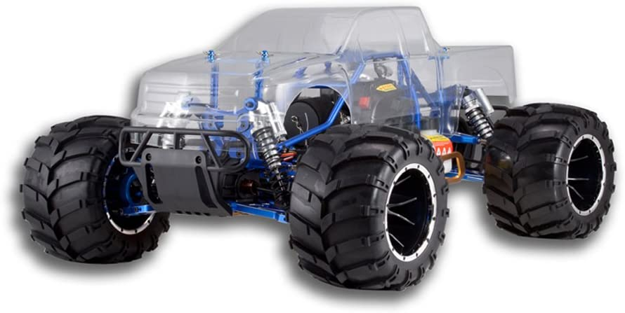 Top 10 Best Nitro RC Cars (2020 Reviews & Buying Guide) 8