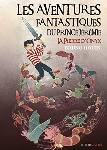 La pierre d'Onyx: Trilogie fantastique (Les aventures fantastiques du prince Jérémie t. 1) (French Edition)