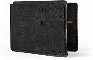 product image for Natural Bifold Wallet by Carved, Wood and Cork, Sustainable, Stylish, Minimal