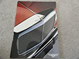 32 page Sales Brochure - The history of Bentley