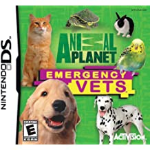 Animal Planet: Emergency Vets - Nintendo DS