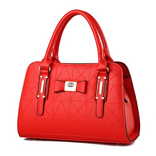 Classicred Boutique organized Medium Tote Tavel Handbags Womens Hobo Handle Message Top Bag H 7wAq56A