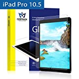"EURPMASK [Anti-Glare] Matte Tempered Glass Screen Protector for Apple iPad Pro 10.5"", Easy Install and Bubble Free with Lifetime Replacement Warranty"