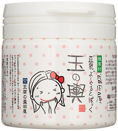 51t2RFG0RFL - Tofu Moritaya Mask Review:Good Hydration Mask or not?