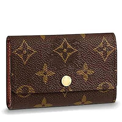 Tri-fold Key Case - Full Grain Leather 6 Key Holder Case Key Car Wallets Key Holder Bag Key Purse Pouch
