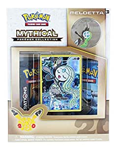 Pokemon Card Game Mythical Collection Box - Meloetta