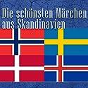 Die schönsten Märchen aus Skandinavien: 50 Geschichten aus Norwegen, Schweden, Dänemark und Island Hörbuch von  div. Gesprochen von: Jürgen Fritsche