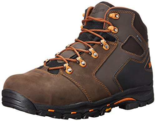 Danner Mens Ond 4,5 Brun / Orange Nmt Arbete Boot Brown
