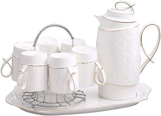 Home Office Party Juego de tazas de café para café en forma de ...