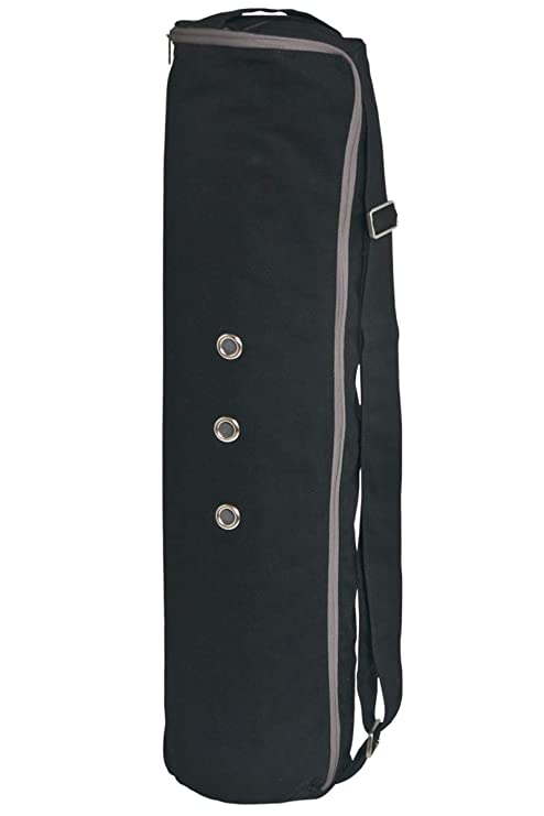 b69a70fa8f Amazon.com   MERU Dual Air-flow Zipper 3 Storage Pockets Yoga Mat ...