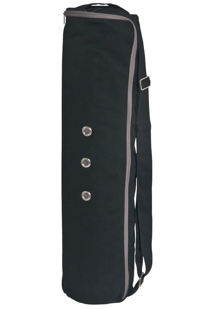 8ebecb147e13 Amazon.com   MERU Dual Air-flow Zipper 3 Storage Pockets Yoga Mat ...