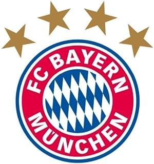Teppich München fc bayern münchen fan teppich 100cm rund logo bundesliga fussball