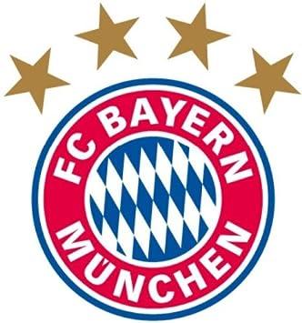 Fc Bayern Munchen Wandtattoo Logo Ca 32x30cm Amazon De Spielzeug