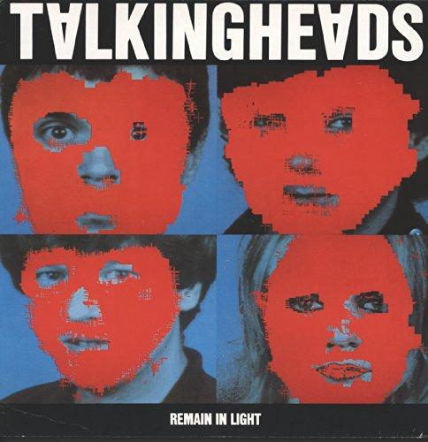 Remain In Light LP (Vinyl Album) UK Sire 1980