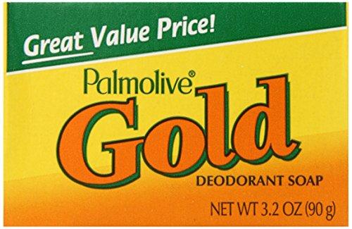 (Palmolive Bath Bar Soap, Gold, 3.2 Ounce, 3 Count)