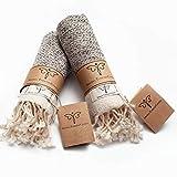 Smyrna Original Turkish Hand Towels Set of 2