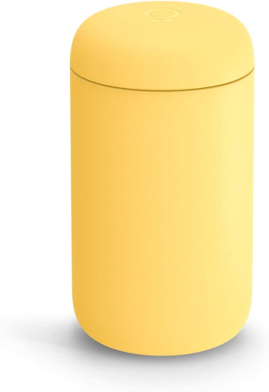 Fellow Carter Everywhere Mug, Vacuum Insulated w/True Taste Ceramic Coating (Golden Hour, 16oz)