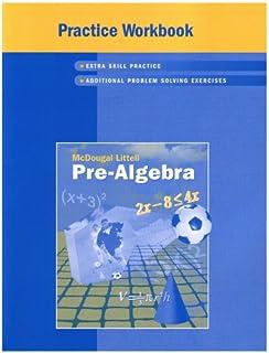 Holt pre algebra worksheets pdf