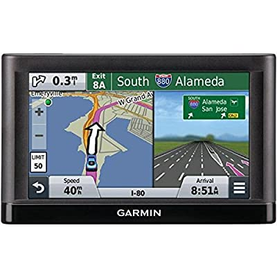 Garmin nüvi 55 GPS Navigators System with Spoken Turn-By-Burn Directions, Preloaded Maps and Speed Limit Displays