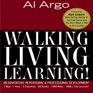 Walking, Living, Learning! Audiobook