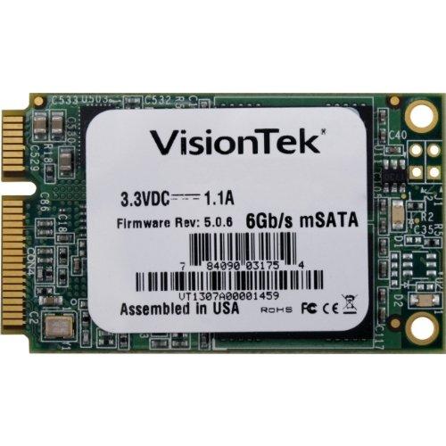 VisionTek 480GB mSATA SATAIII Internal Solid State Drive - - Mall Apache