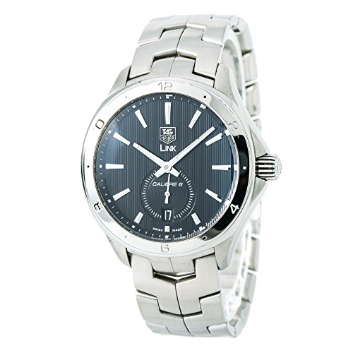 Authentic New Tag Heuer Link - Tag Heuer Link swiss-automatic mens Watch WAT2110 (Certified Pre-owned)