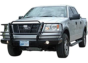 Ranch Hand Fsf06hbl1 Front Bumper For Ford F150 Summit